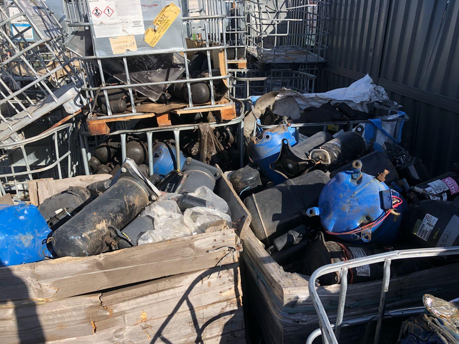 compressor-scrap